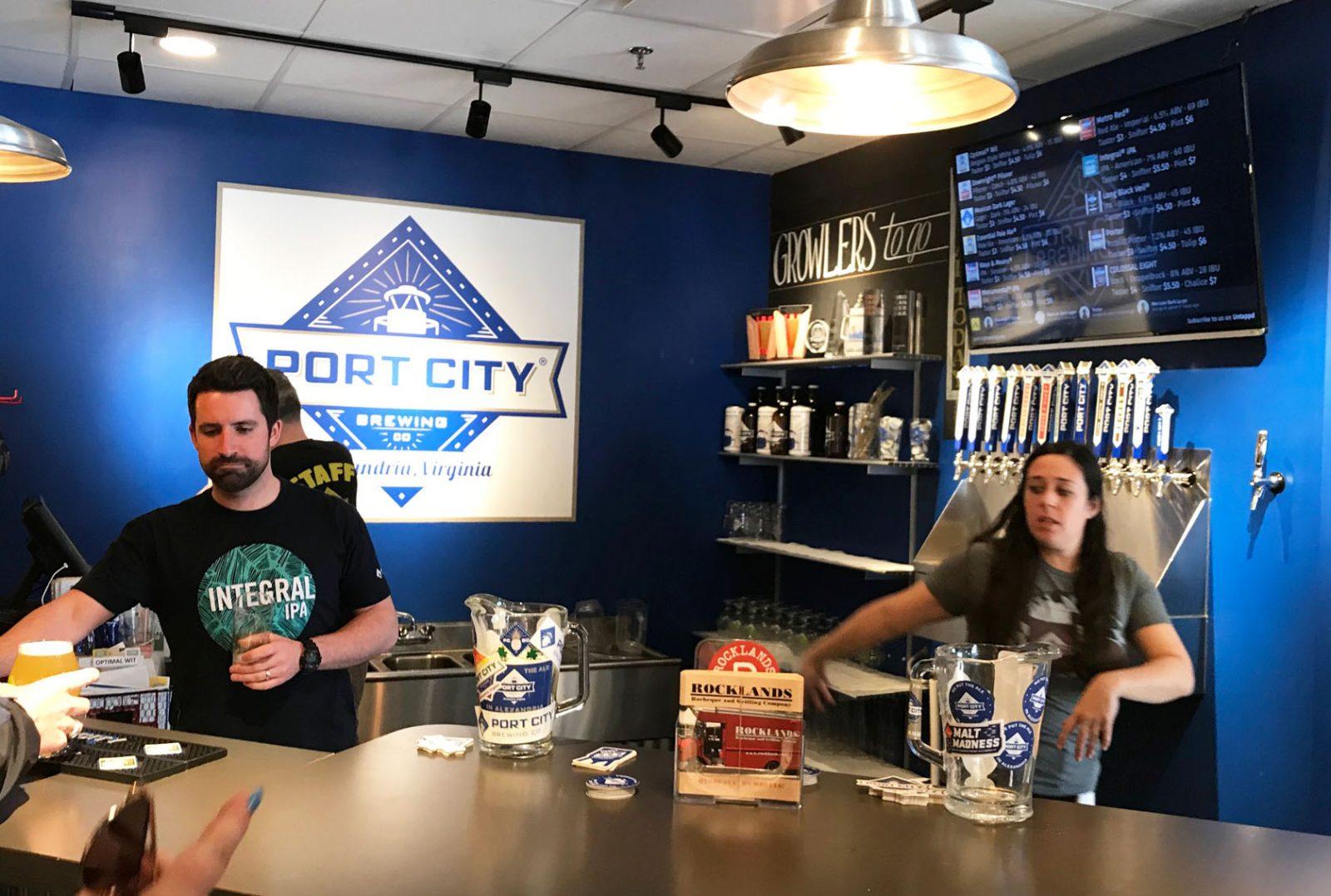 414. Port City Brewing, Alexandria VA, 2019