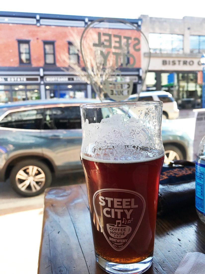 413. Steel City Coffee House & Brewery, Phoenixville PA, 2019