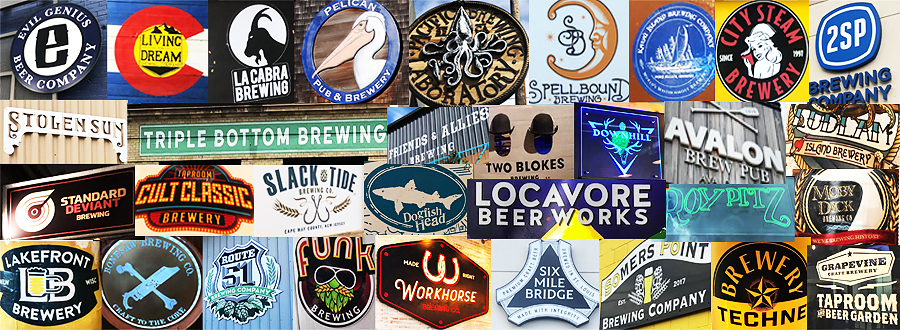 The Name's the Thing – Around Craft World in 80 Brewery Names