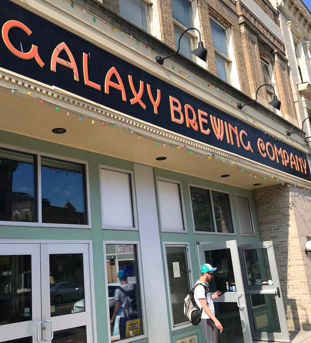 435. Galaxy Brewing, Binghamton NY, 2019