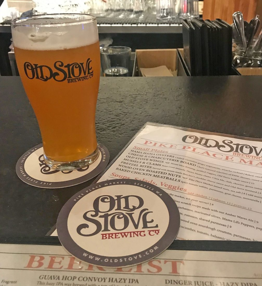439. Old Stove Brewing Co, Seattle WA, 2019