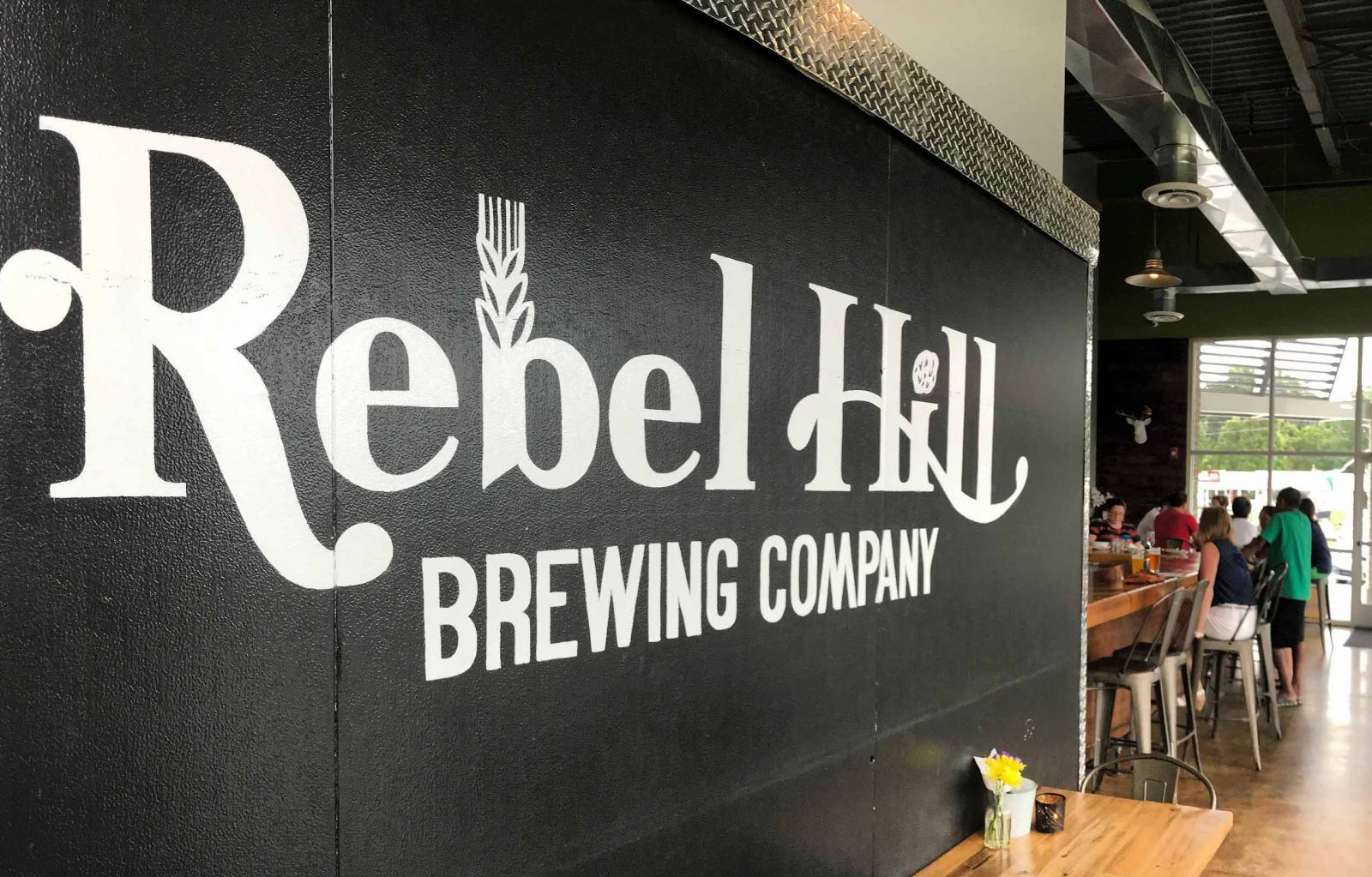 445. Rebel Hill Brewing Co, Phoenixville PA, 2019