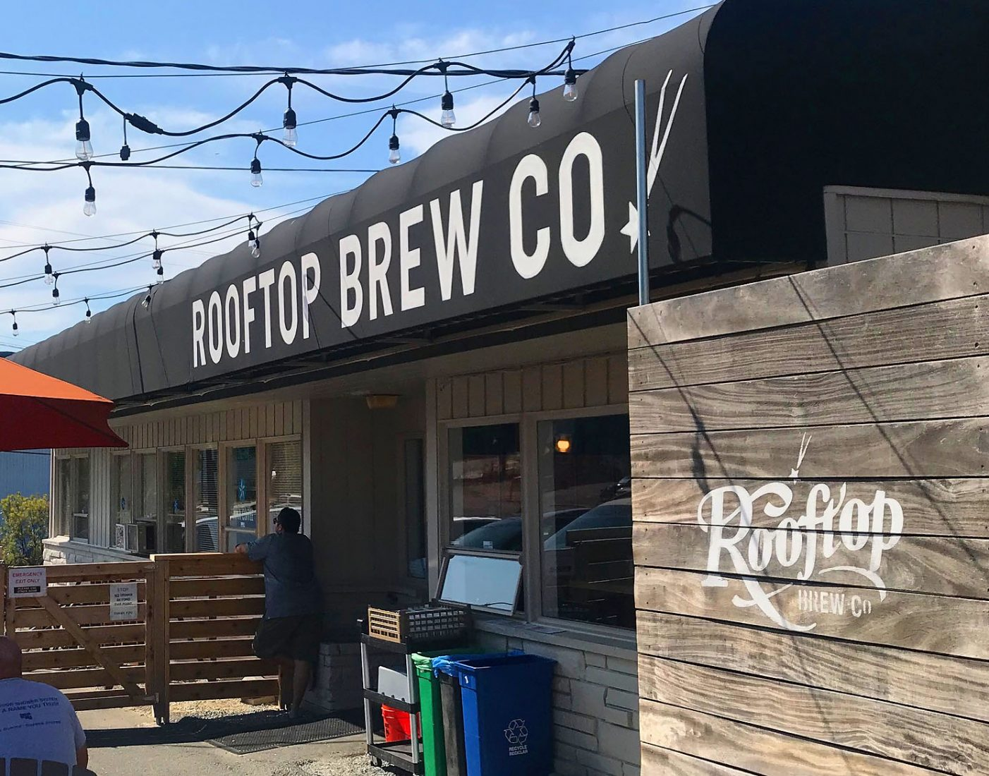 441. Rooftop Brewing Co, Seattle WA, 2019