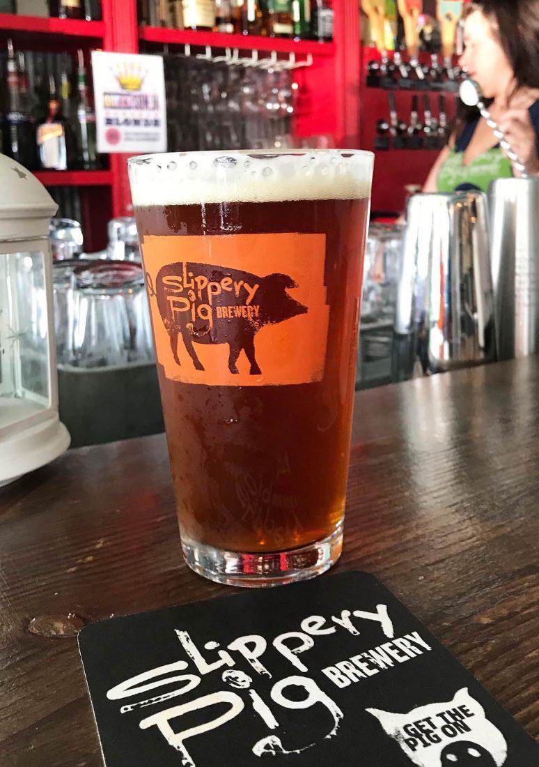 436. Slippery Pig Brewery, Poulsbo WA, 2019