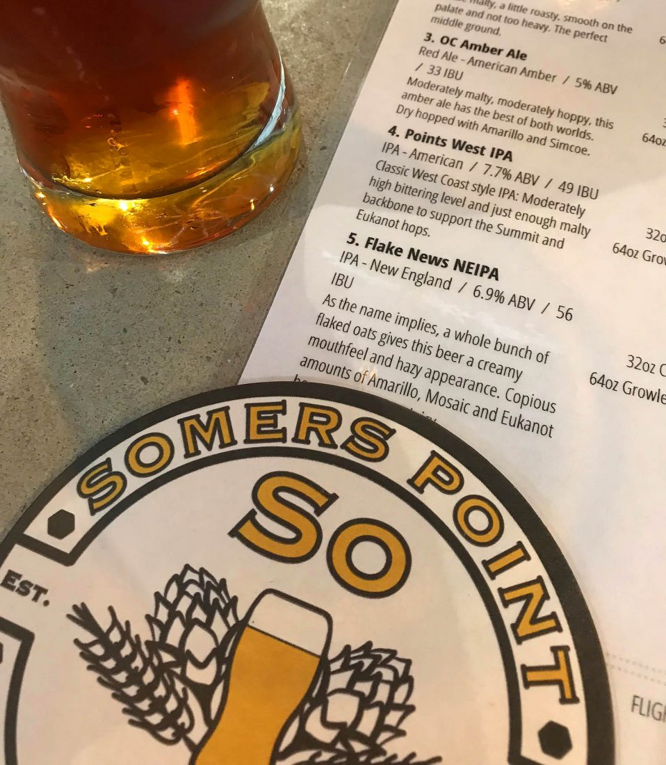 432. Somers Point Brewing Co, Somers Point NJ, 2019