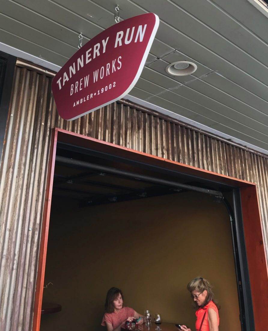 428. Tannery Run Brewing, Ambler PA, 2019