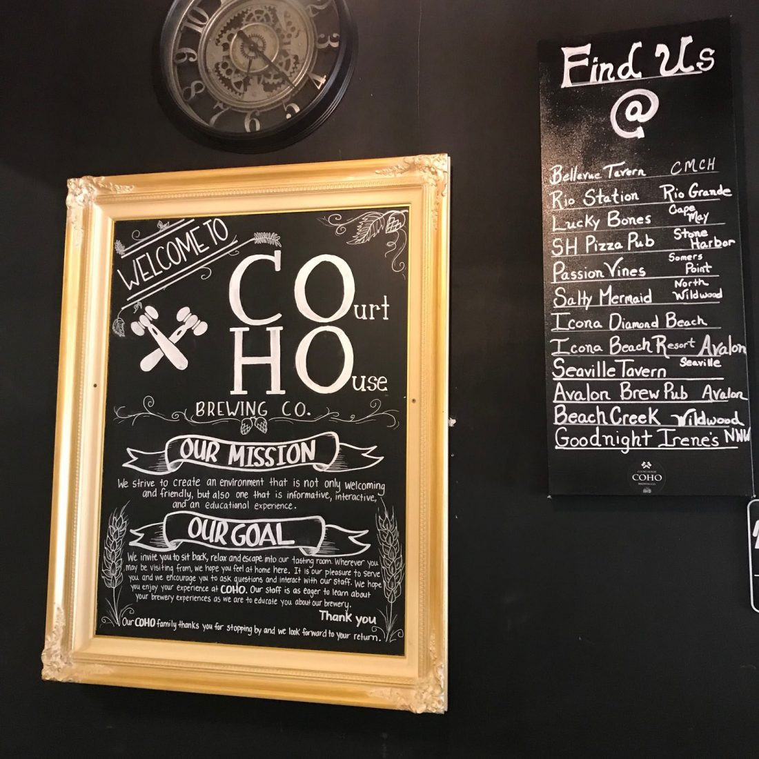 446. Coho Brewing, Cape May Court House NJ, 2019