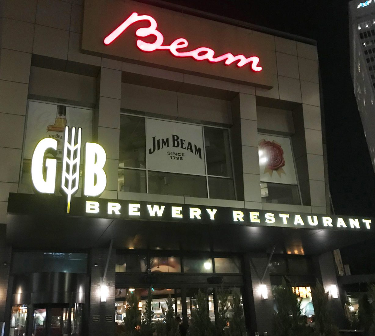 452. Gordon Biersch Brewing, Louisville KY, 2019