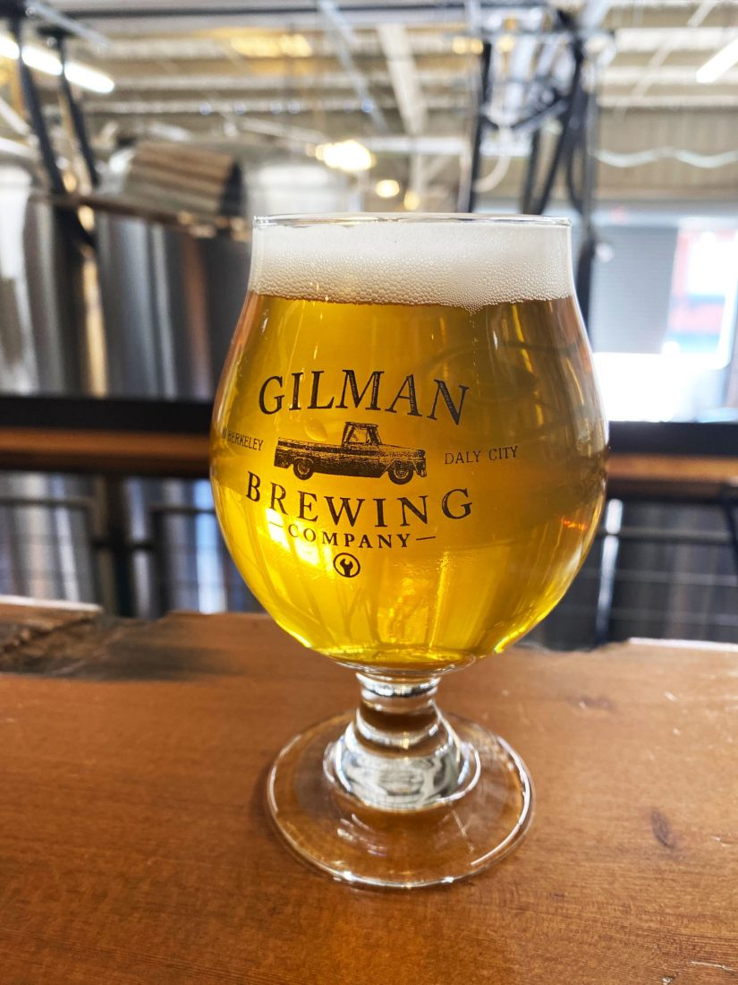 467. Gilman Brewing Company, Berkeley CA, 2020