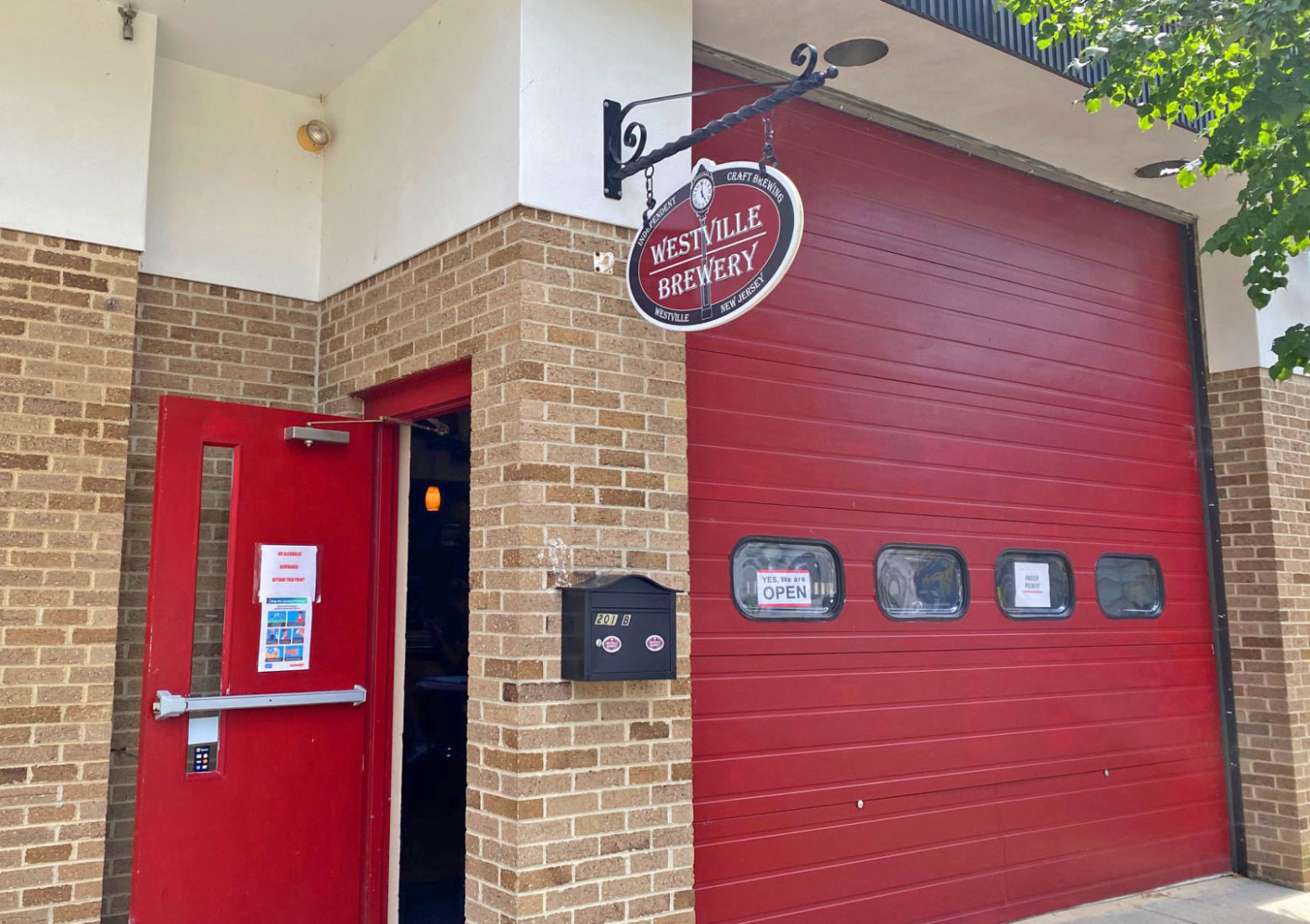 473. Westville Brewing Co., Westville NJ, 2020