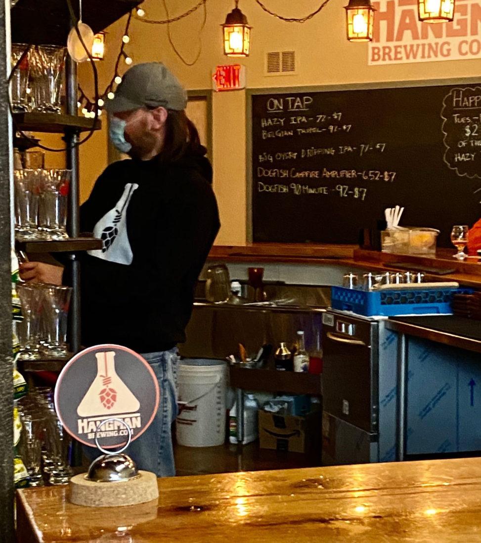 479. Hangman Brewing Company, Claymont DE, 2020