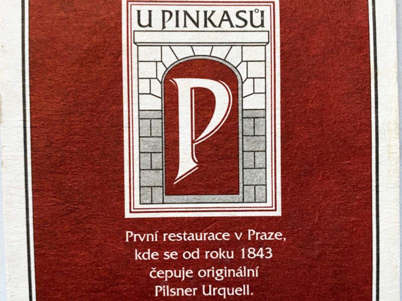 U Pinkasu