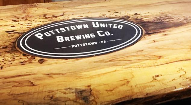 483. Pottstown United Brewing, Pottstown PA, 2021