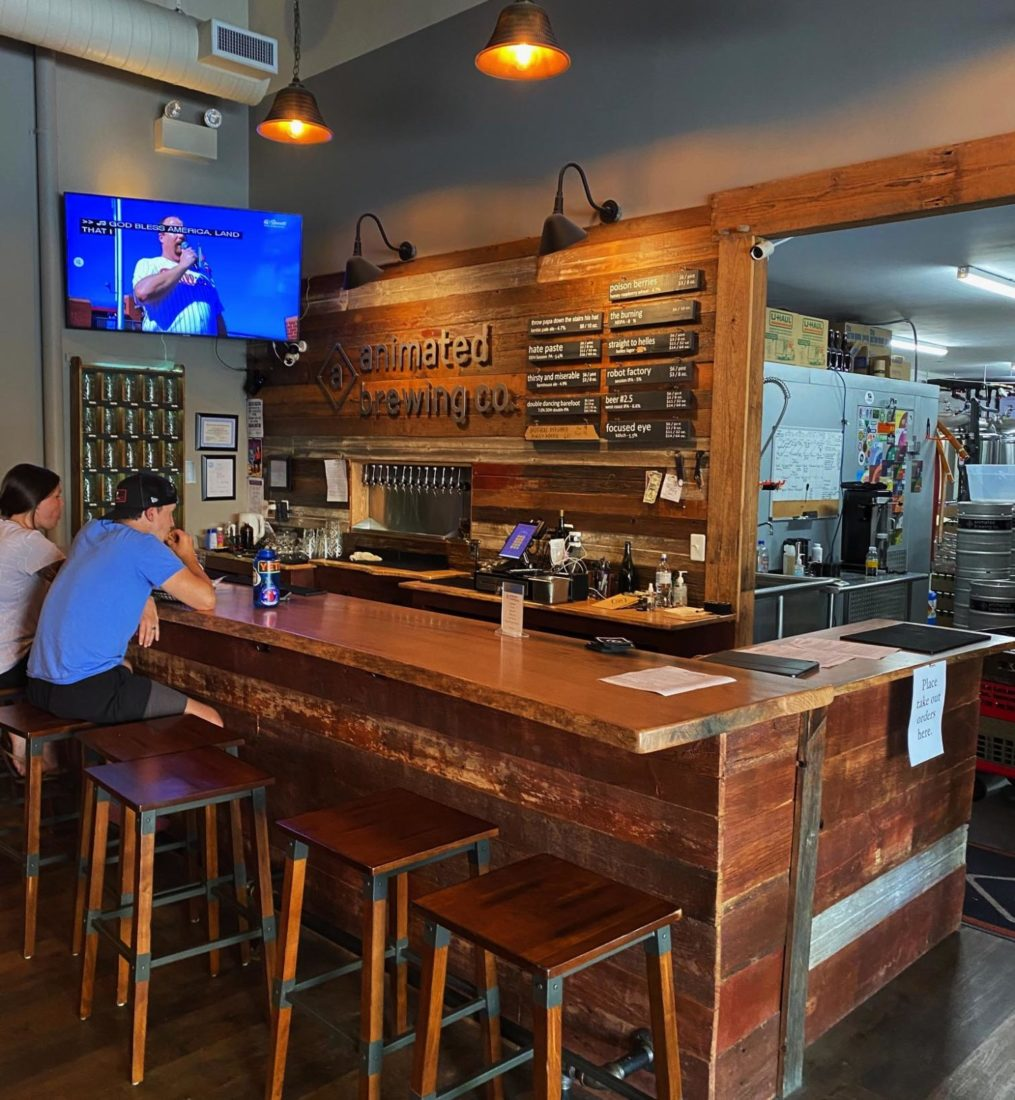 485. Animated Brewing, Coatesville PA, 2021