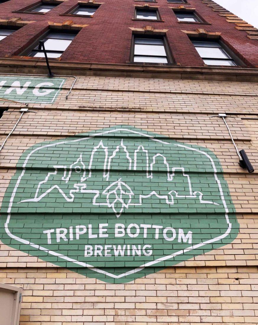 486. Triple Bottom Brewing, Philadelphia PA, 2021