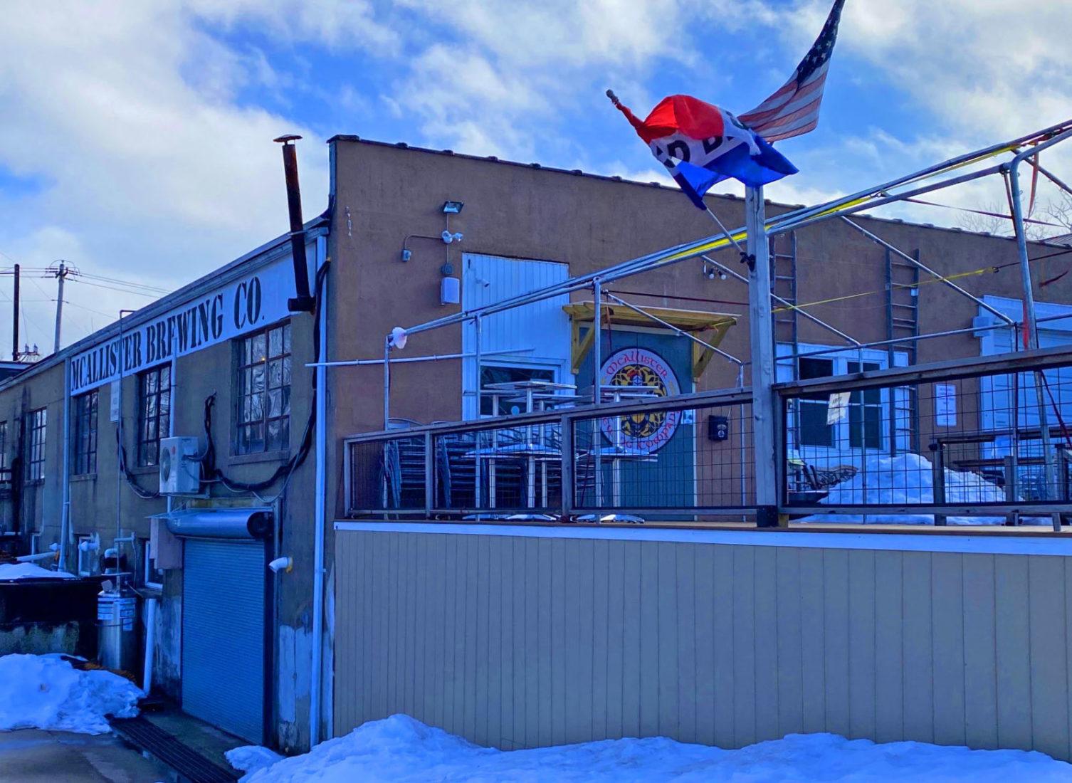 484. McAllister Brewing Co, Landsdale PA, 2021