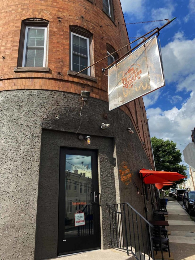 492. Twisted Ginger Brewing, Philadelphia PA, 2021